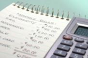 Income  Budget Worksheet
