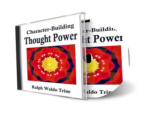 Product picture Character Building Thought Power Audio Book