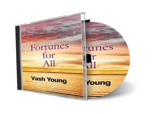 Product picture Fortunes For All - Audio Book by Vash young