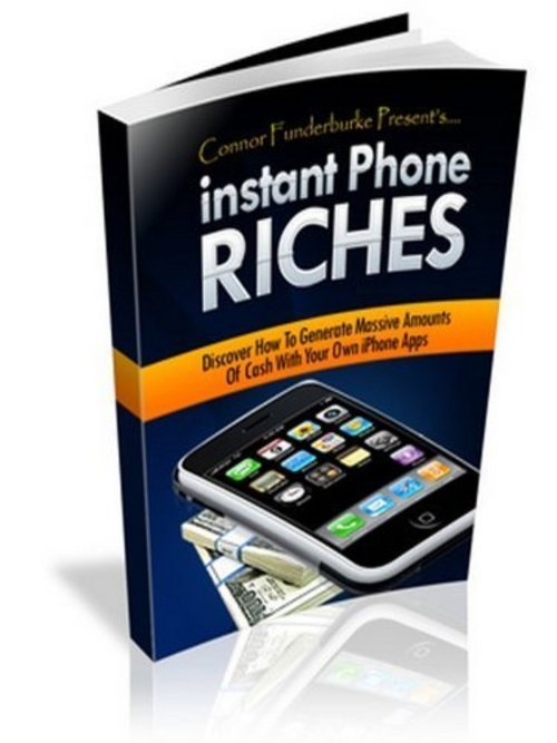 Product picture how to make iphone apps book