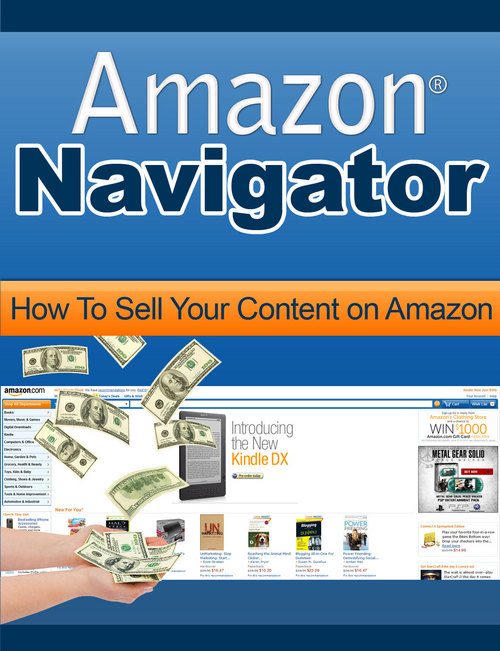 Product picture How To Sell Your Content on Amazon Kindle