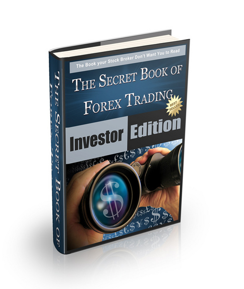 Product picture The Secret Book of Forex Trading Investor Edition