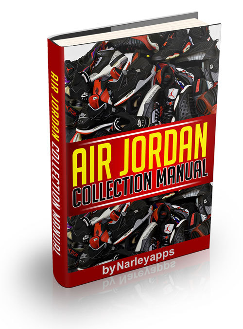 Product picture Air Jordan Collection manual