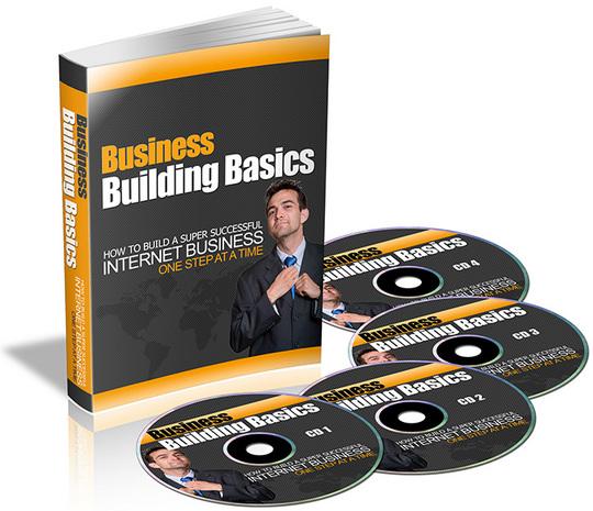 Thumbnail Bulding Business Basics