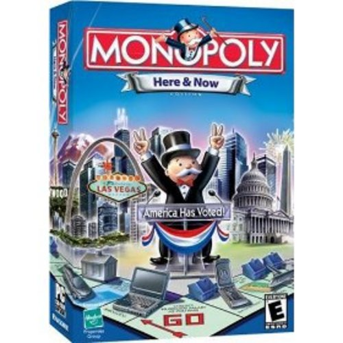 Product picture Monopoly Here & Now