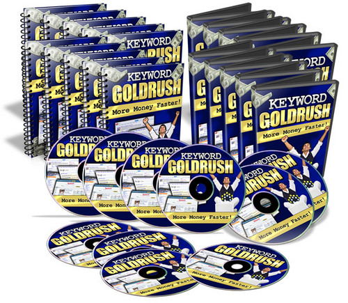 Product picture **KeyWord Goldrush!!**
