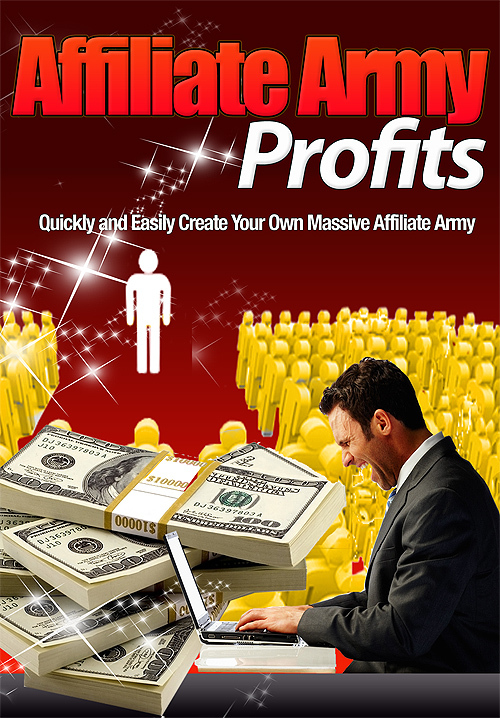 Product picture Affiliate Army Profits