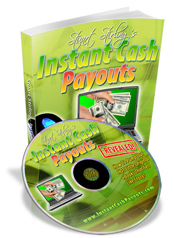 Thumbnail Instant Cash Payouts