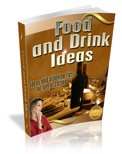 Thumbnail Good Food and Drink Ideas