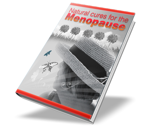 Thumbnail Natural Ways To Overcome Menopause Symptoms Ebook