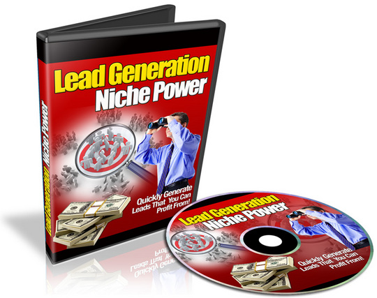 Product picture Lead Generation Niche Power