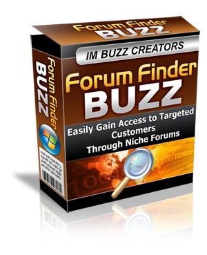 Thumbnail Forum Finder Buzz