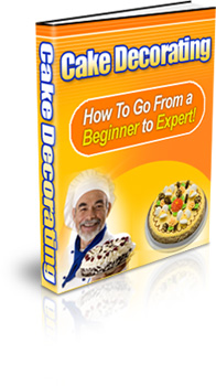 Cake Decorating How to Go From a Biginner to Expert