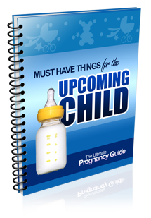 Product picture  Baby Must Haves -Upcoming child