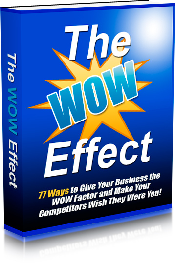 Thumbnail The WOW Effect