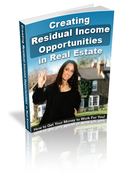 Thumbnail Creating Residual Income Opportunities in Real Estate