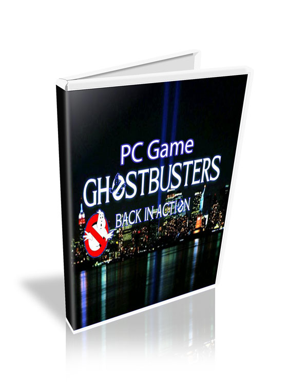 Thumbnail Ghost Busters 3D PC Game