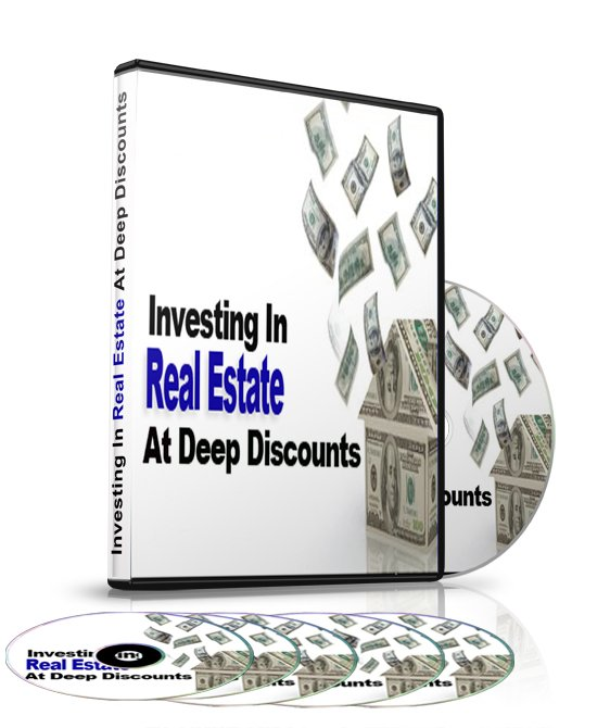Thumbnail Investing In Real Estate At Deep Discounts