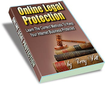 Product picture Online Legal Protection