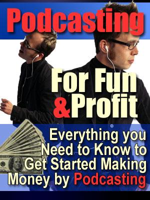 Thumbnail Podcasting For Fun Profit